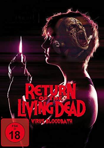 Return of the Living Dead: Virus Bloodbath - Cover A (Limitiert auf 500 Stück)