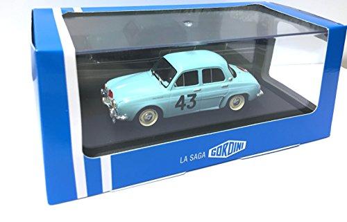 Atlas Compatible con Renault Dauphine GORDINI - Tour DE Corse 1959 1/43