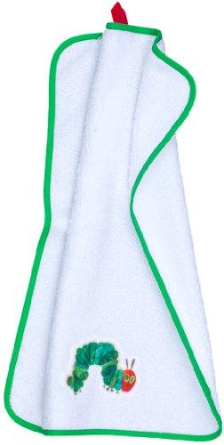 Smithy Fashion 1403035 Serviette essuie-main Blanc Motif La Chenille affamée 50 x 100 cm