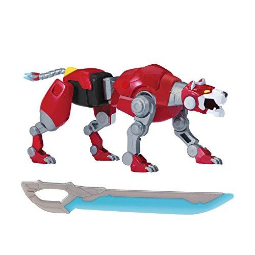 Voltron Red Lion Die Cast Action Figure