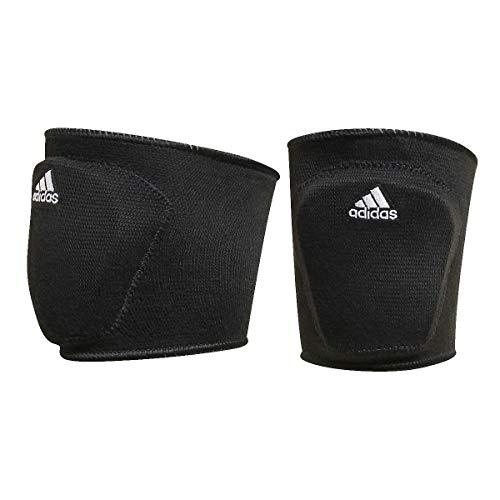 adidas Unisex-Adult 5 Inch Knee Pad Black/White...