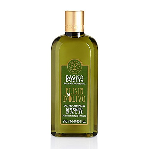 Erbario Toscano Olive Complex Bath & Shower Gel 250ml/8.45oz by Erbario Toscano