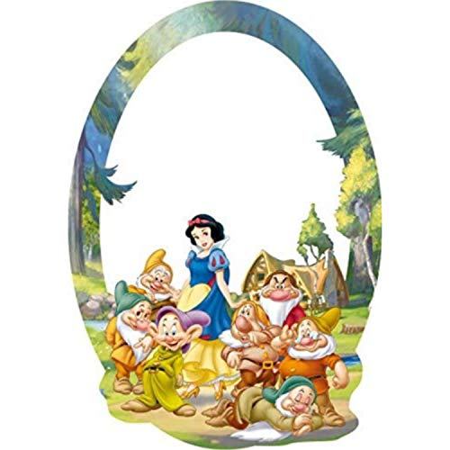 Bebegavroche Miroir Blanche Neige Princesse Disney