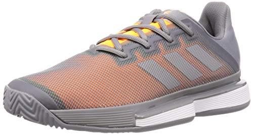 Adidas SoleMatch Bounce M, Zapatillas de Tenis para Hombre, Multicolor (Gritre/Gritre/Narfla 000), 45 1/3 EU