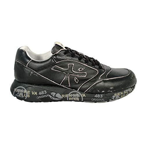 PREMIATA Zac-Zac 3923 Sneaker Schwarz, Schwarz - Schwarz - Größe: 44 EU