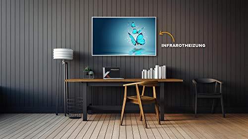 450W/600W/800W/1000Watt Infrarotheizung mit TÜV – Bildheizung Spiritualität Meditation Bild 2*