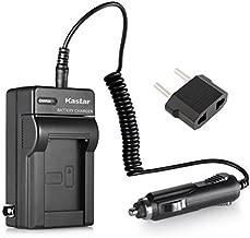 Kastar Travel Charger Kit for Panasonic DMW-BLB13 DMW-BLB13E DMW-BLB13GK DE-A49 DE-A49C and Panasonic Lumix DMC-G1 DMC-G2 DMC-G10 DMC-GF1 DMC-GH1 Cameras