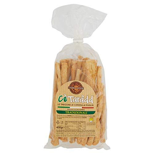 I Tesori Di Canusium Ce'Taradd Treccine Tradizionali, 400 gr