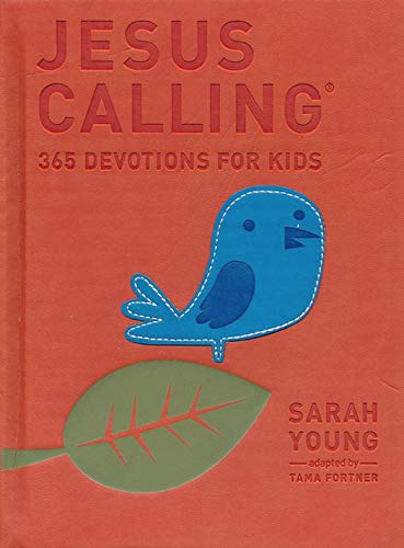 Jesus Calling 365 Devotions for Kids (8-12 Year olds)