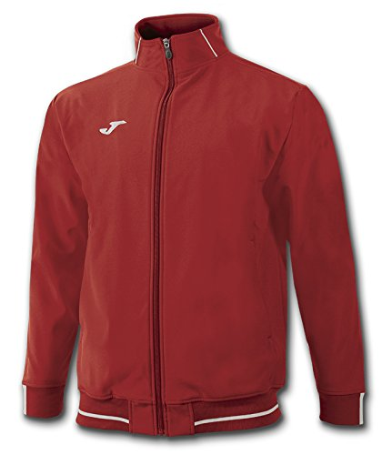 Joma Soft Shell Campus II Red 4XS.