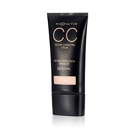 Max Factor Colour Correcting Cream 50 Natural, 1er Pack (1 x 30 ml)