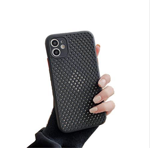 NOLOGO For iPhone 7p / 8p, 7 / 8SE2 - Case, 360 Grados a Prueba de Golpes Cubierta Protectora Ultra-Delgado Silicone Transpirable Caso de teléfono De Silicona Resistente a los arañazos
