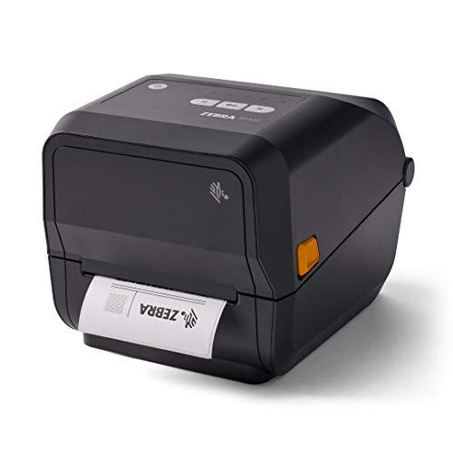 Zebra ZD420t Thermal Transfer Desktop Printer 203 dpi Print Width 4 in Bluetooth Ethernet USB ZD42042-T01E00EZ