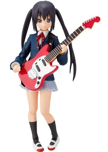Max Factory K-ON: Azusa Nakano Figma Action Figure