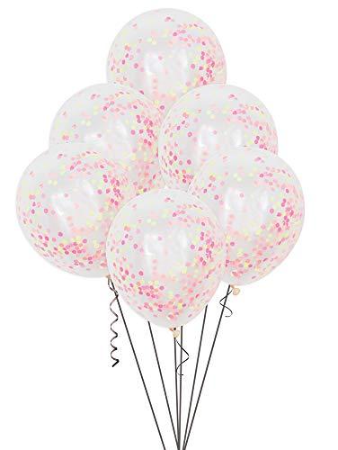 Konfetti-Ballons Partyzubehör