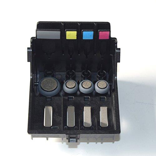 Ouguan Ink 1x Replacement 4-slot Refurbished Printhead Printer Print Head Printer printhead for DELL P513w V313 V515w V313w V715w Office Printer