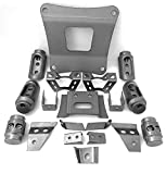 Aftermarket Roll Cage Builders Choice Kit For Honda Talon 2 Seat Models