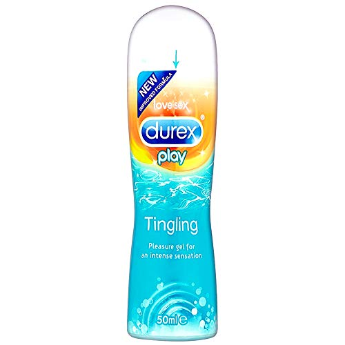 Durex Play Lubricant gel - Tingle 50ml