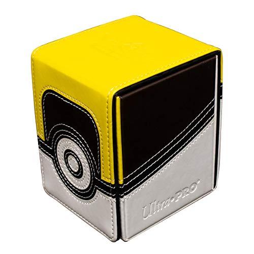 Ultra Pro E-85456 Premium Alcove Flip Box-Pokemon Ultra Ball, Multi