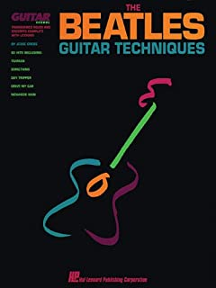 The Beatles Guitar Techniques