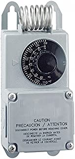 PECO Line Volt Mechanical Tstat for Heating and Cooling, 24, 120 to 277VAC