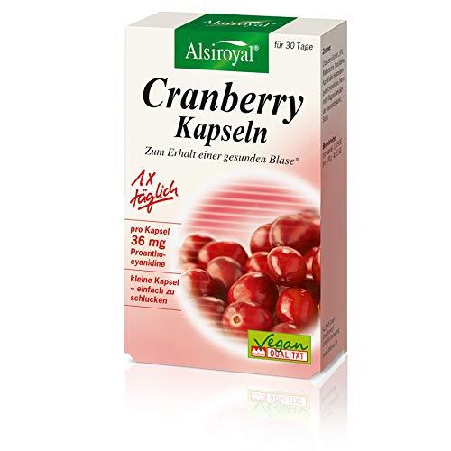 Cranberry-Kapseln (12 g)