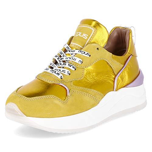 Mjus Sneaker Größe 37 EU Gelb (Gelb)