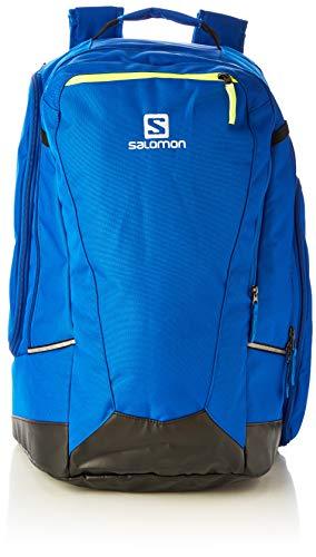 SALOMON Extend Go-To-Snow Gearbag Race Blue/Neon Yellow Scfl, Unisex Adulto, One Size
