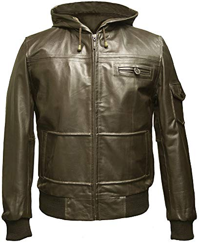Leatherbox -  Giacca - Uomo marrone Medium
