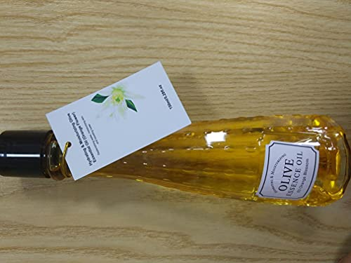 CandyTT Práctico Masaje Corporal de Flor de Naranja Aceites orgánicos Esenciales para el Cuidado de la Piel Aromaterapia Aceite de Fragancia Relajante (Amarillo)