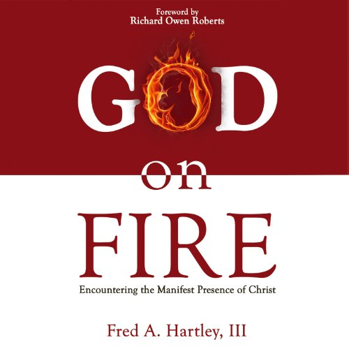 God on Fire audiobook cover art