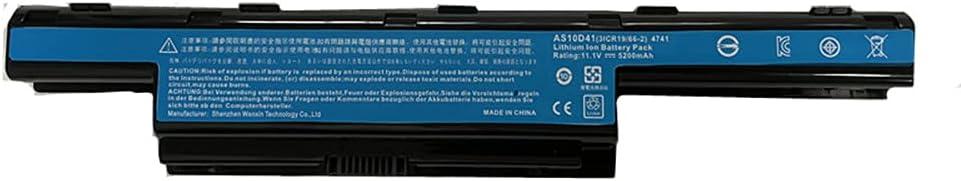 Civhomy Replacement Battery for Acer Aspire E1-421 E1-431 E1-471 E1-531 E1-531-2697 E1-531-4444 E1-571 E1-571-6492 E1-571-6650 BT.00604.049