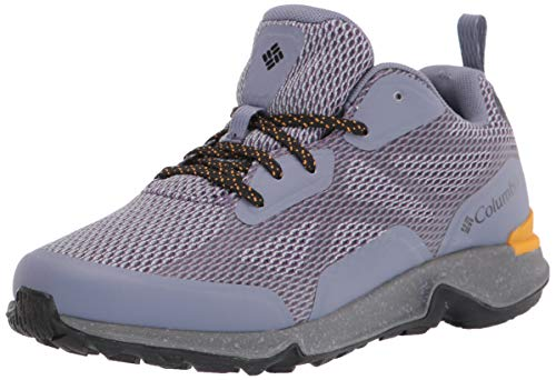 Columbia womens Vitesse Outdry Sneaker, New Moon/Squash, 7 US
