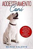 ADDESTRAMENTO CANI: Scopri come educare il tuo cane e fargli eseguire tanti comandi facilm...
