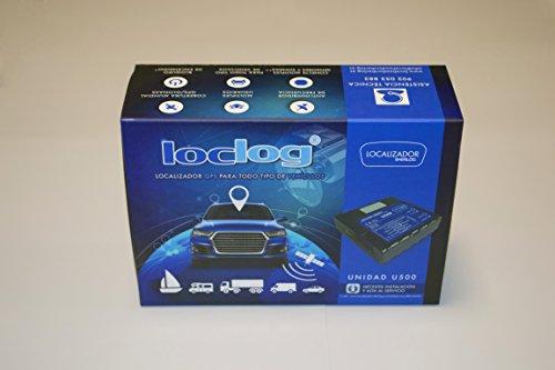 LOCALIZADOR GPS GLONASS U500 SHERLOG