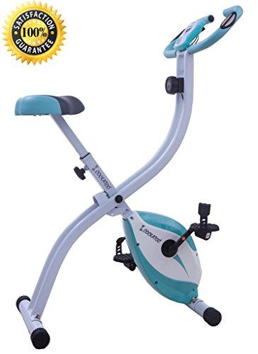 Cockatoo CXB-05 Smart Series Foldable X-Bike with 8 Level Manual Tension, Exercise Bike...