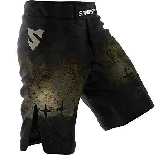 SMMASH Night Shift Herren Sport Shorts...