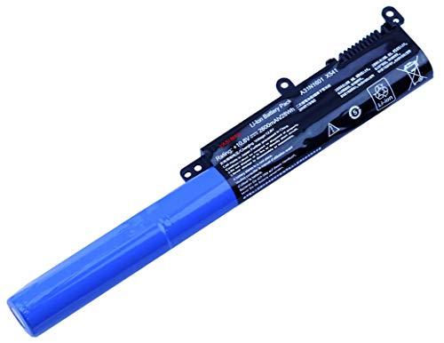 10.8V 2600mAh 28Wh Batería A31N1601 3INR19/66 para ASUS X541 X541U X541UA X541UV R541UA X541SA X541SC X541NA F541 P541, Compatible con ASUS 0B110-00440000 0B110-00440100