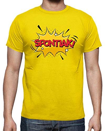 latostadora - Camiseta Spontiak 03 para Hombre