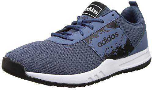 Adidas Men's Lit-Up M Running Shoe, Blue, 9