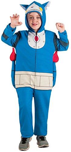 Rubie's Costume Co Rubie's Costume Yo-Kai Watch Robonyan Child's Costume, One Color, Medium by