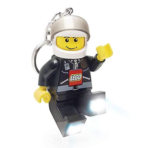 LEGO Portachiavi con Torcia a LED OMINO