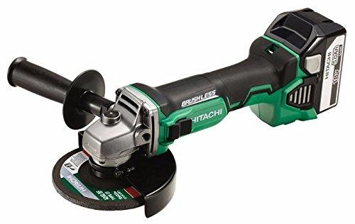 Hitachi G18DBL (ST) Smerigliatrice Dotata di Motore Senza Spazzole, 18 V, Verde/Nero