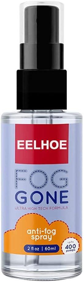 FirstShop Anti-Fog Max 88% OFF Spray Prevents Fogging Mirrors Swi of Charlotte Mall Glasses