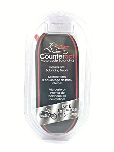 Counteract Kit E entgegenzuwirken Motorrad Balancing Perlen–Kit E 60/3oz