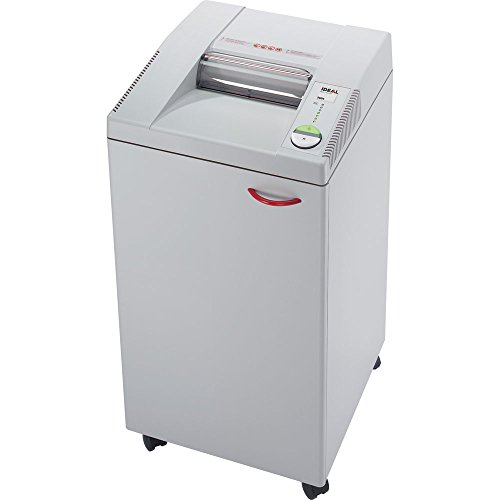 For Sale! Ideal Idesh361 2604 Cross Cut P-5 Shredder Destroy Paper with Top Security 3 Year Warranty
