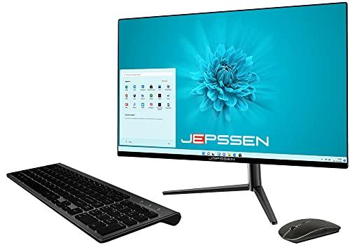 Jepssen ONLYONE PC LIVE PLUS i11400 8GB SSD1TB NVMe NERO WINDOWS 11 PRO