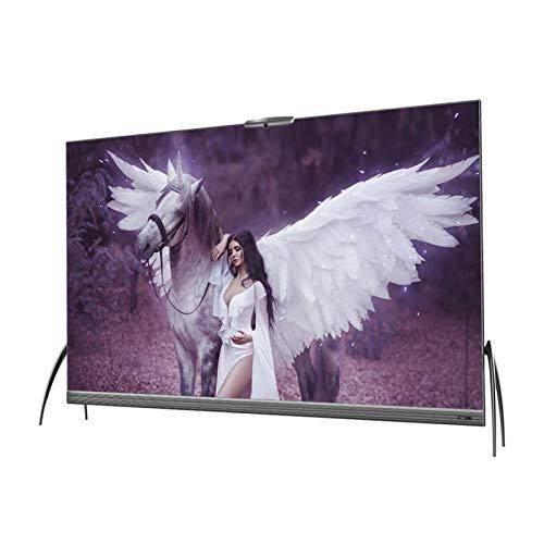 DAPAO 65-Zoll-4K-Ultra Hochauflösende Fernseher,Heim-Vollbild Tv AI1080p HD-Kamera,Intelligente Lichtsteuerung Nanoweiter Farbumfang, Intelligenter Augenschutz,HDR-Bildgebung Mit Hohem Dynamikbereich