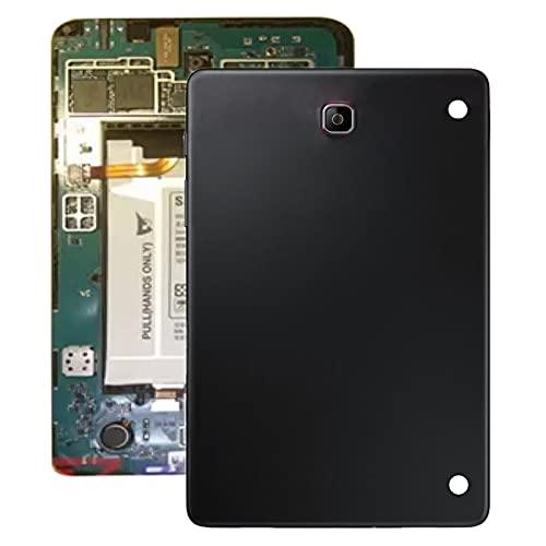 Dongdexiu Accesorios para Celular Tapa Trasera de batería for Galaxy Tab A 8.0 T350 (Color : Black)
