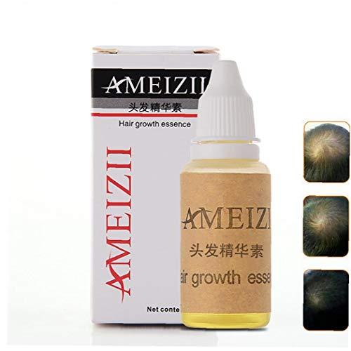 1 Botella de pelo rojo Crema Crecimiento Cuidado del Cabello Crema de pelo para mejorar la anti-caída del cabello tratamiento y Adelgazamiento de profesionales Cuidado del Cabello (20 ml /0.7 onza)